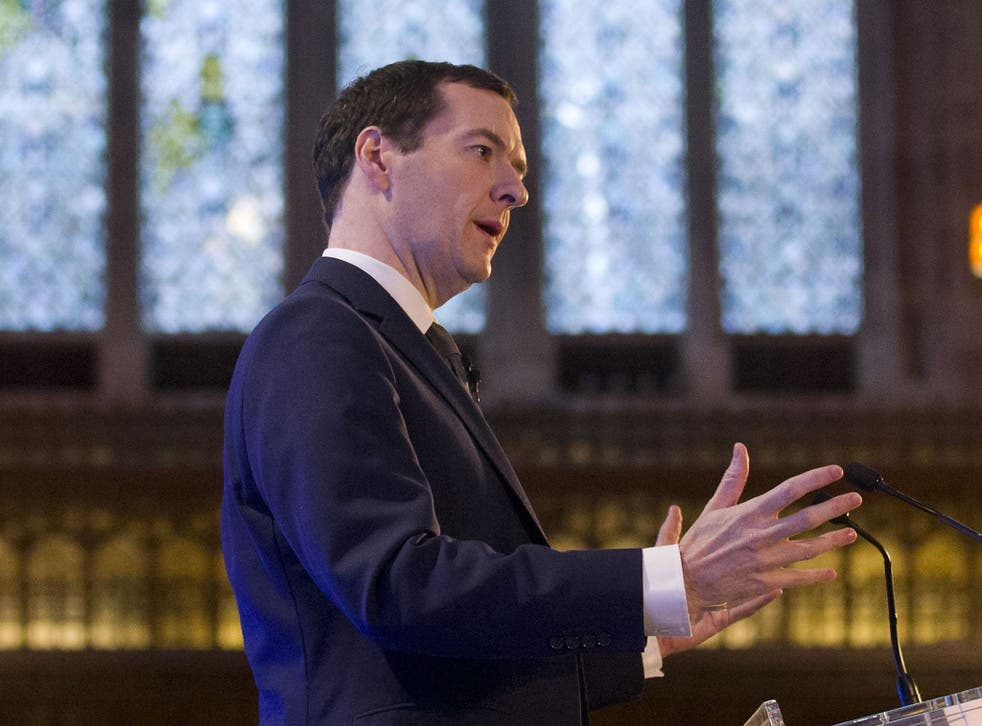 George Osborne said 'today is a historic day' for Liverpool