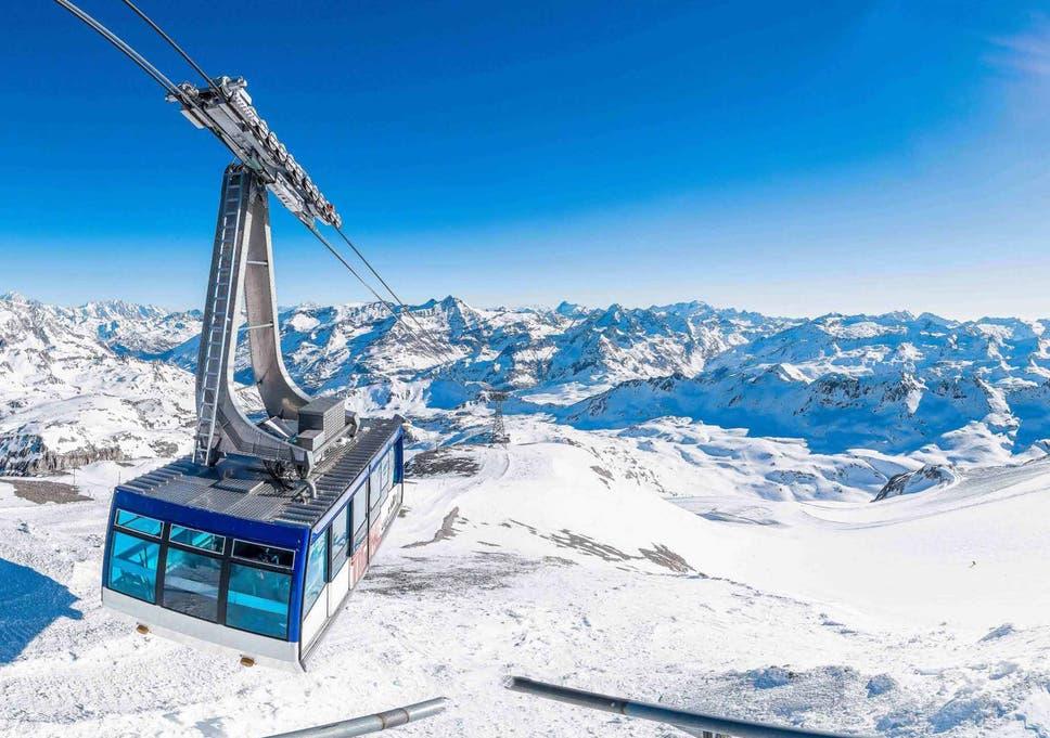 La Plagne Ski Map Ebook