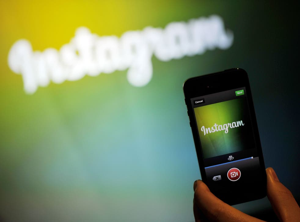 Instagram has banned