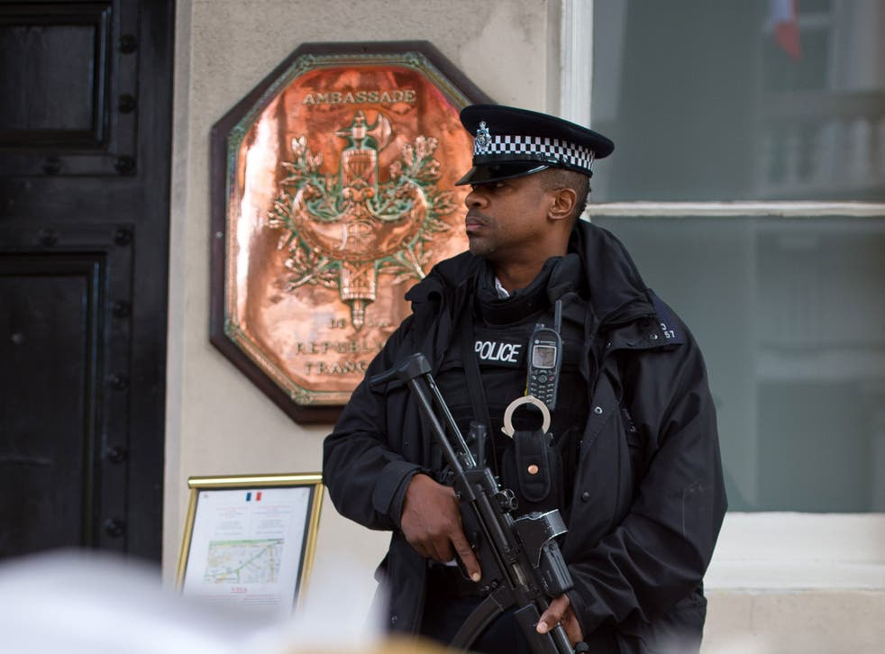 The UK is on high alert and security has been tightened all across the country
