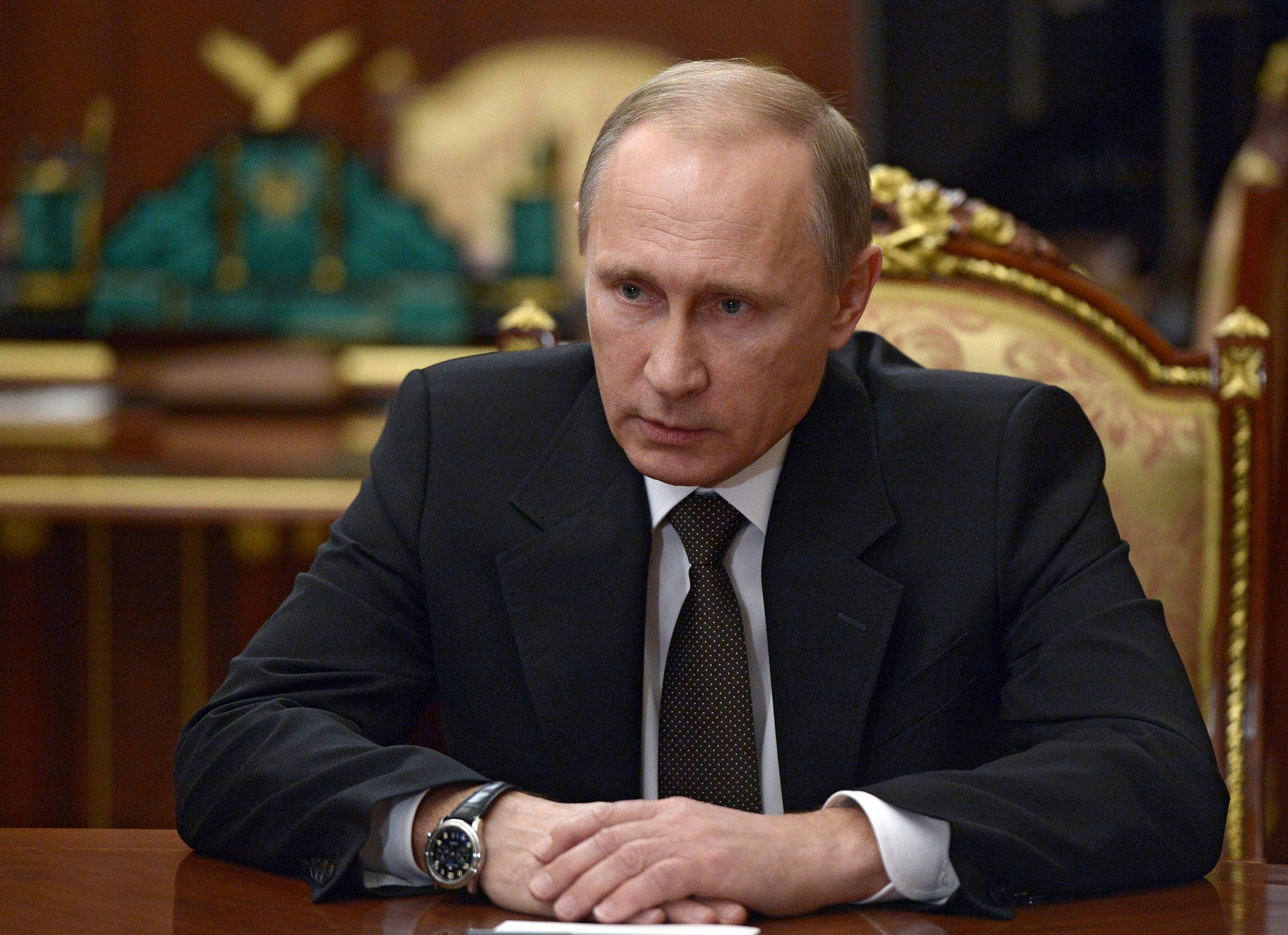 Russia 'could run out of cash reserves over the next year'