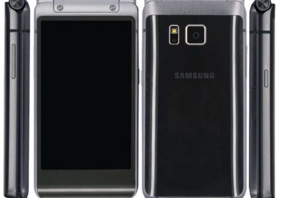It's 2015, and Samsung is actually making a new flip phone | The