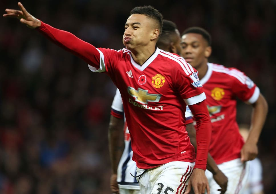 the best attitude 85200 9e8a4 Jesse Lingard to earn £50,000 Manchester United bonus if he ...