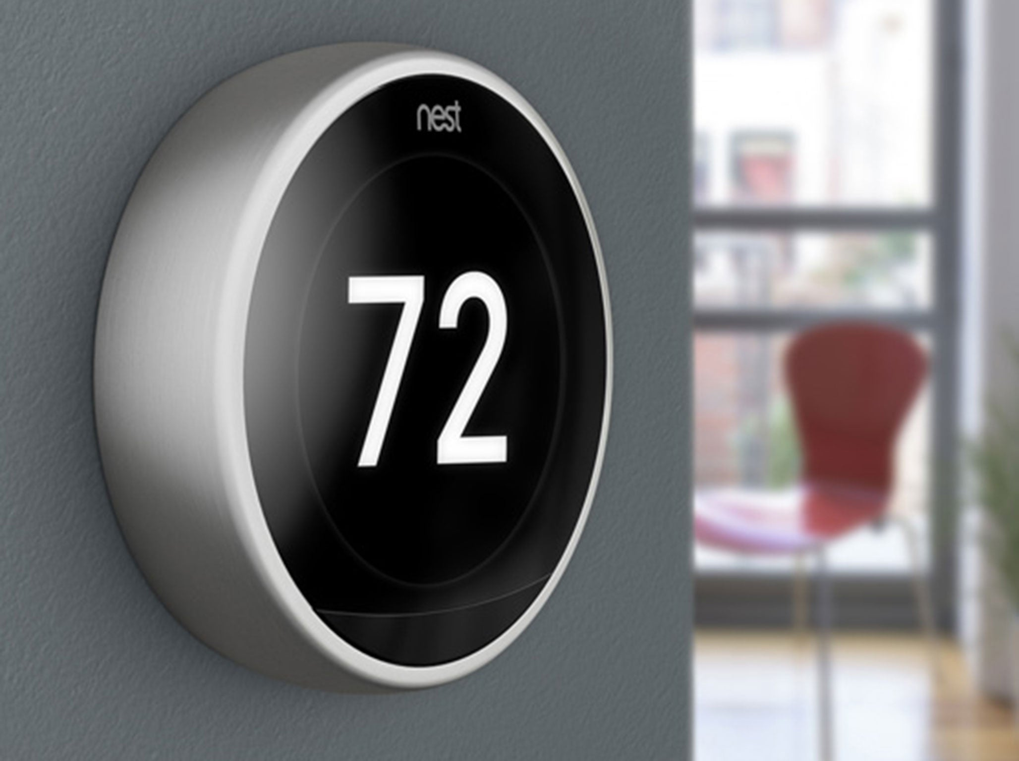 Nest thermostat gets power to control heating alongside new design the independent - Nest thermostat stylish home temperature control ...