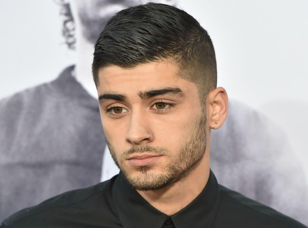 Malik recently performed solo for the first time since his X Factor audition