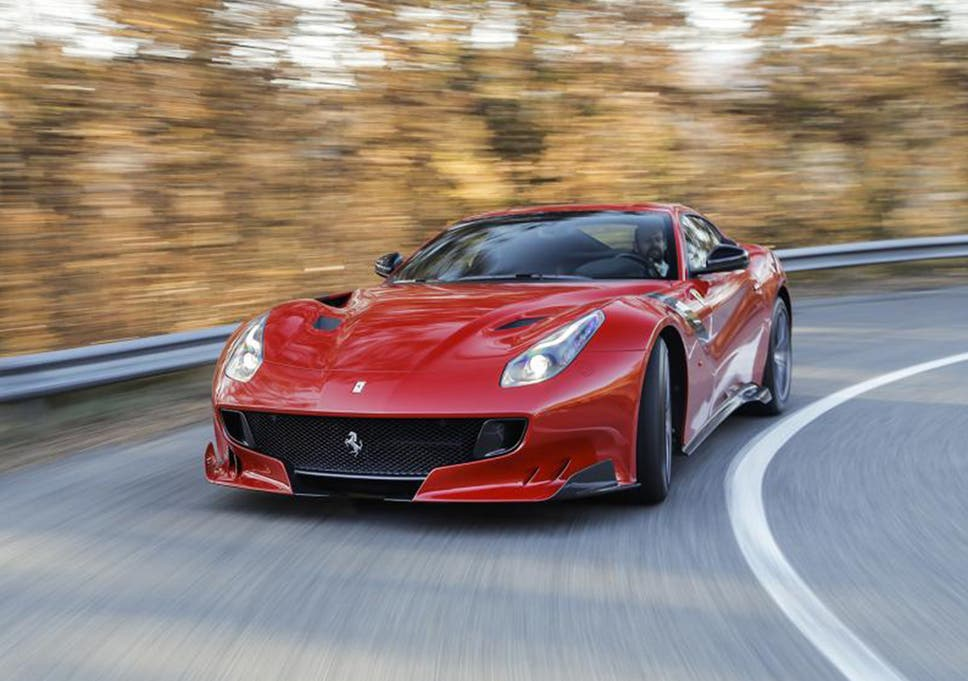 Ferrari F12 Tdf Car Review For When An F12 S 730bhp Just Isn T