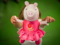 China bans Peppa Pig because she 'promotes gangster attitudes' | The