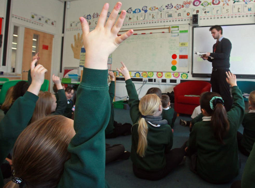 Primary school children aged 6 and 7 will sit exams for a week in May