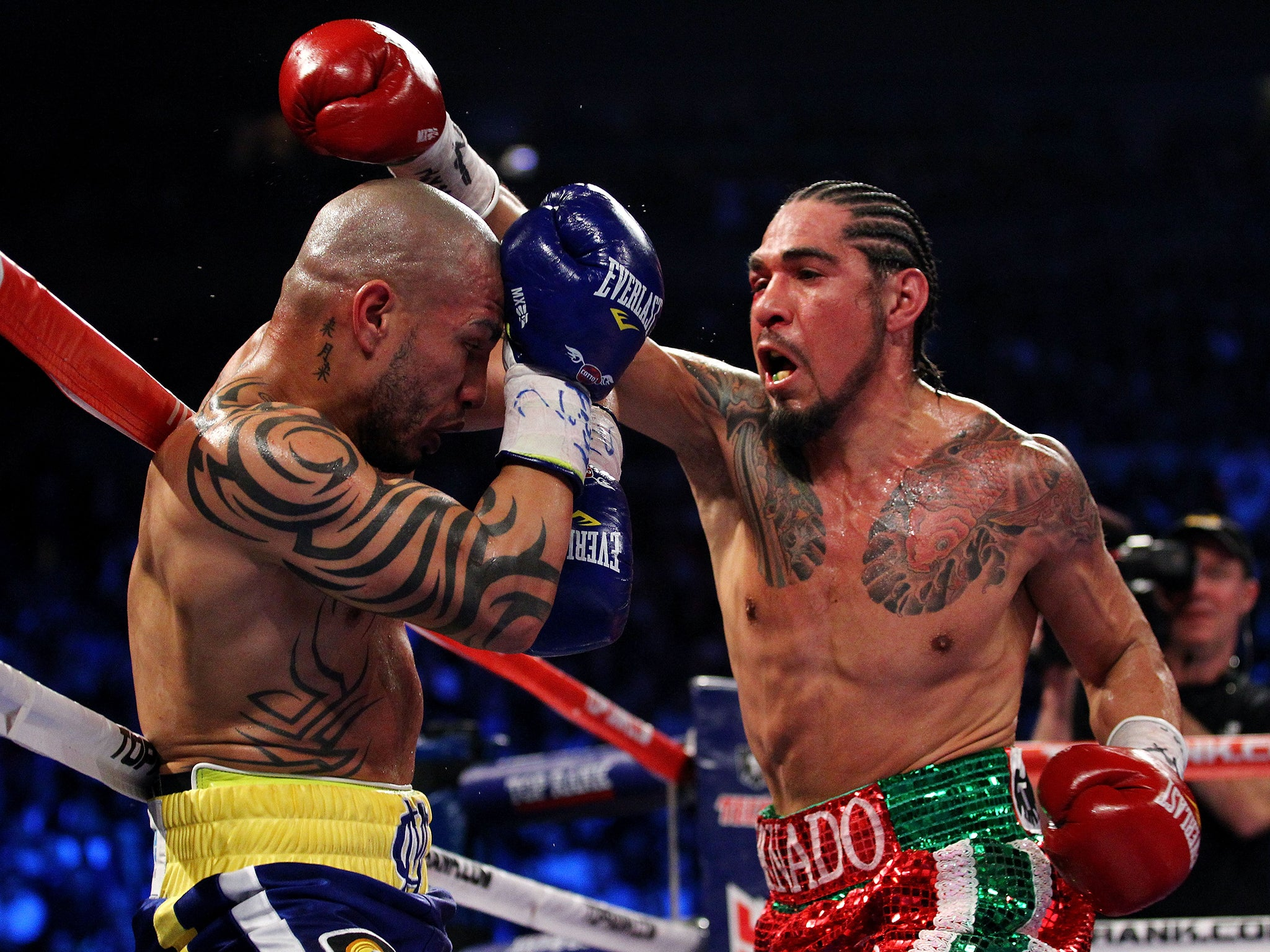 Miguel Cotto still going strong despite the night when