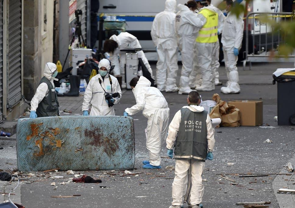 Third body found in raided Saint-Denis flat where Isis Paris