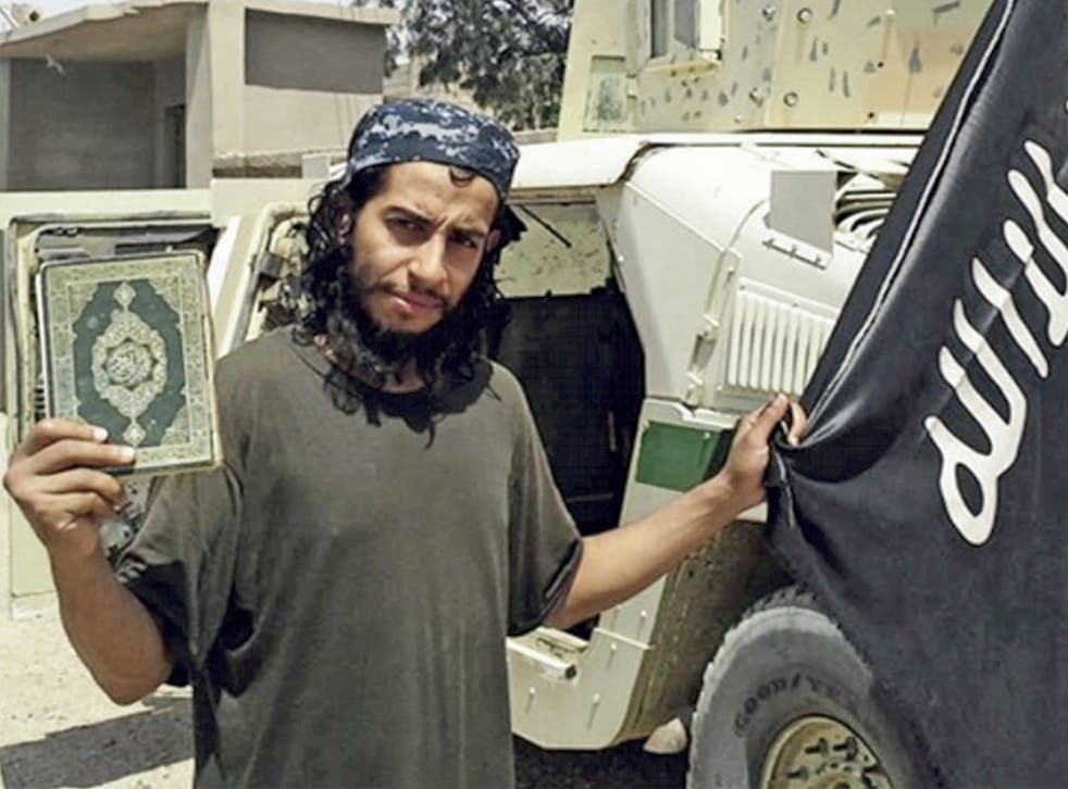 Abdelhamid Abaaoud, believed to be the mastermind behind the attacks last week