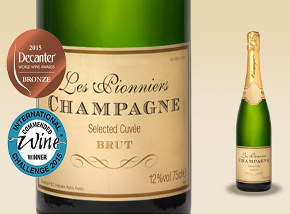 The Co-operative Les Pionniers NV Champagne