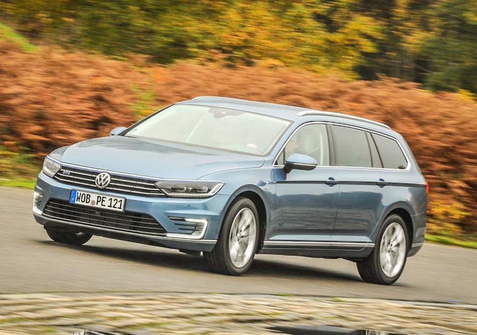 2015 Volkswagen Passat Estate Gte Car Review Expensive But Just As