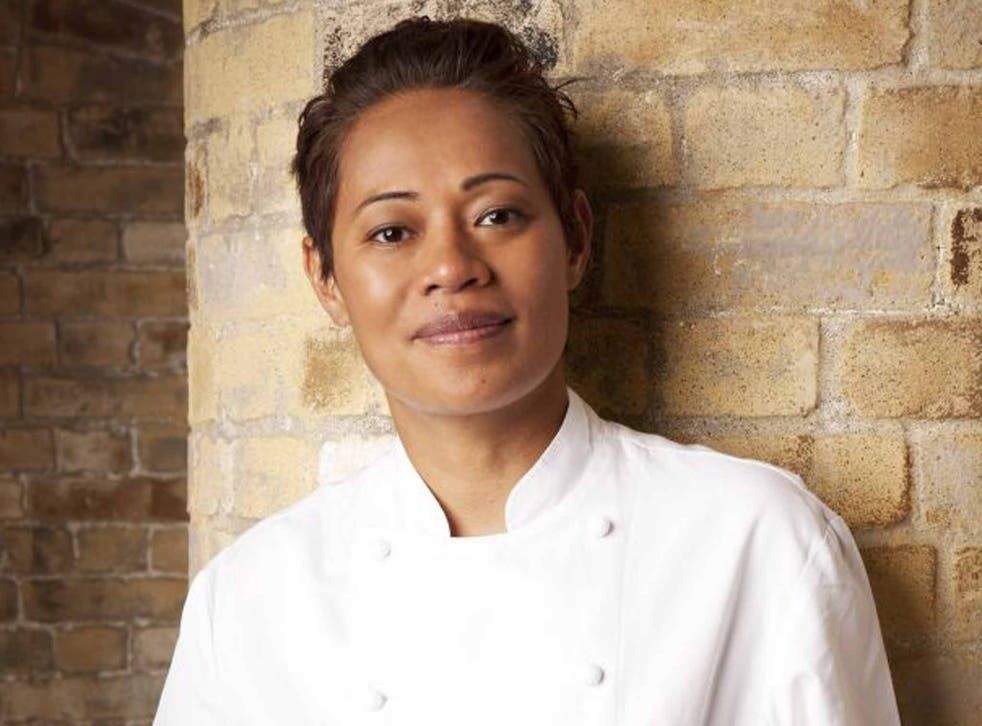 Chef Monica Galetti is appearing at Taste of London: The Festive Edition this weekend