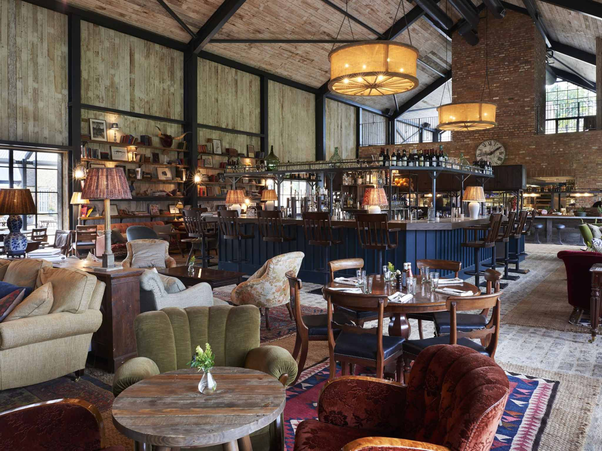 Soho Farmhouse Oxfordshire hotel review If you want to wellied on this farm try the