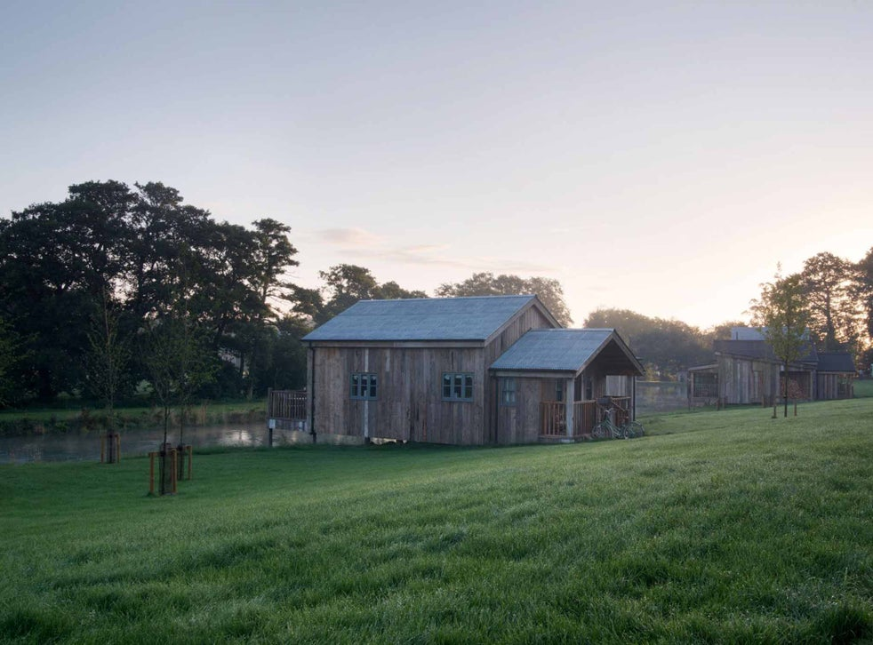 Soho Farmhouse Oxfordshire Hotel Review If You Want To Get Wellied On This Farm Try The Cocktail Truck The Independent The Independent