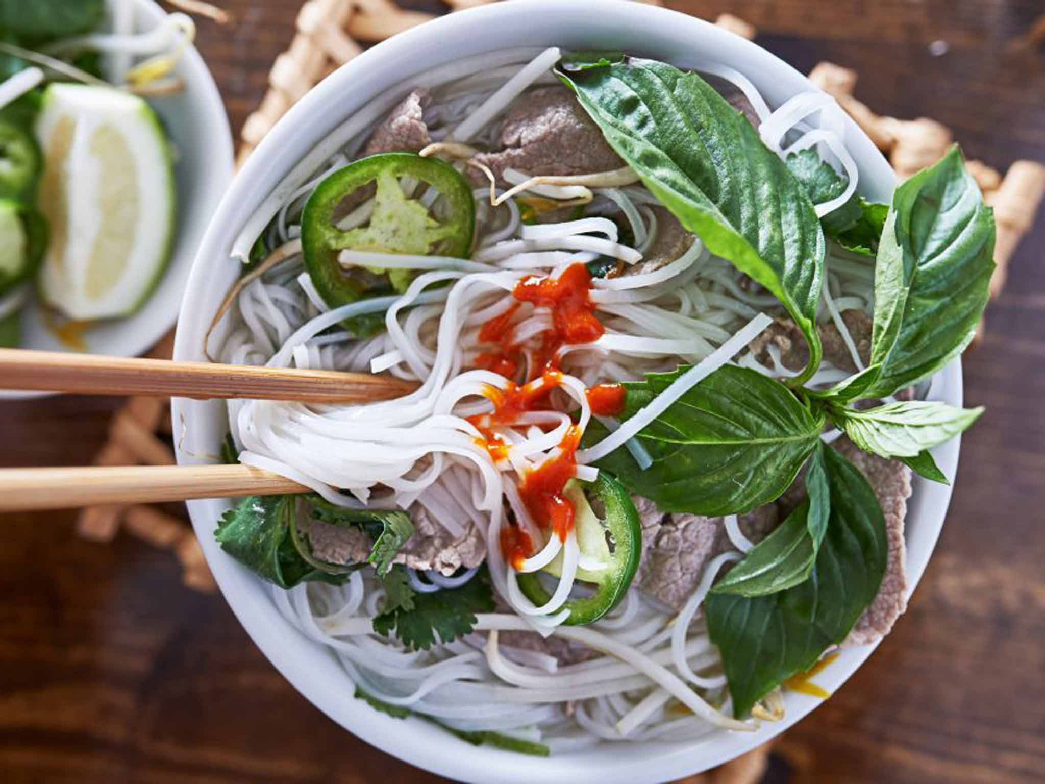 On the Vietnam noodle soup trail from Hanoi to Ho Chi Minh City