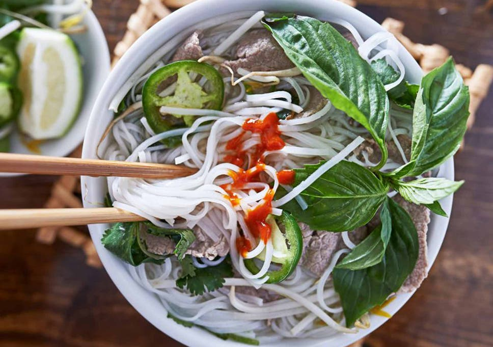 Vietnam's noodle soup: On the pho-trail from Hanoi to Ho Chi
