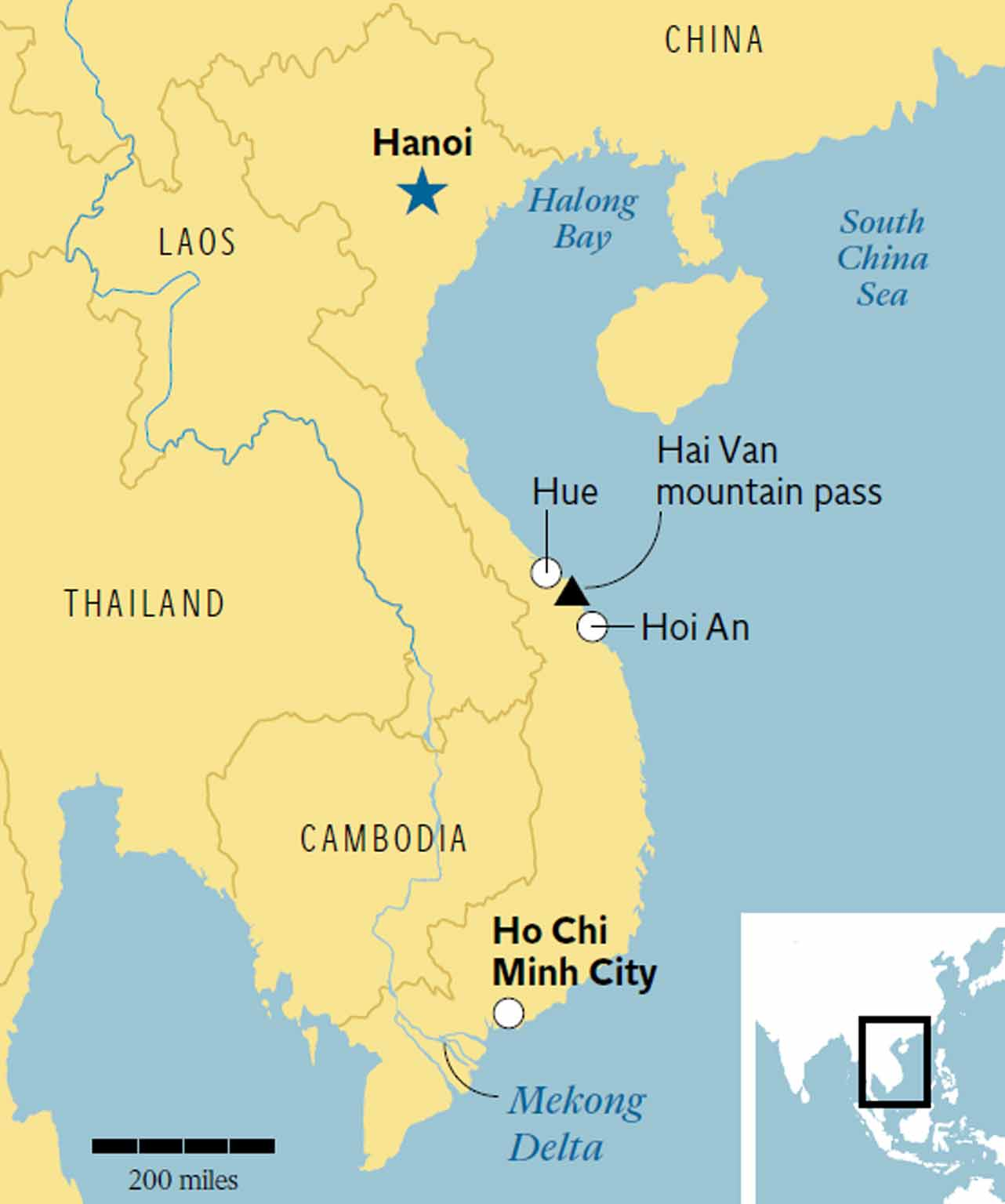 Vietnam\'s noodle soup: On the pho-trail from Hanoi to Ho Chi Minh ...