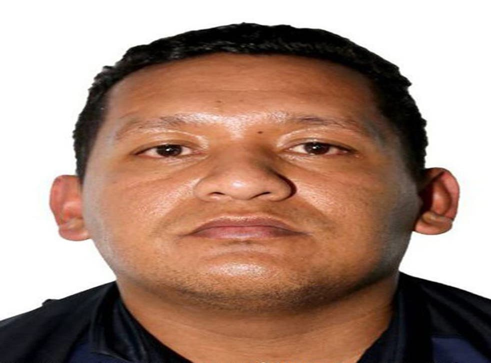 Ivan Cazarin Molina is suspected of being the second-in-command of the Jalisco New Generation Cartel, one of Mexico's top criminal gangs