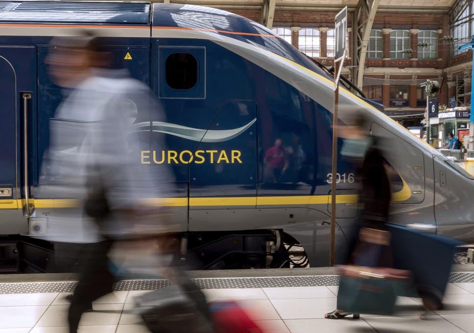 echange billet eurostar standard