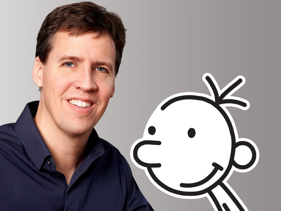 Diary of a wimpy kid jeff kinney has sold 150 million copies of his bring out the wimp jeff kinney with greg solutioingenieria Gallery