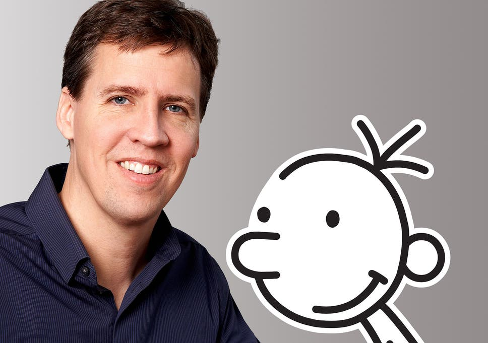 Diary of a Wimpy Kid: Jeff Kinney has sold 150 million copies of his book |  The Independent
