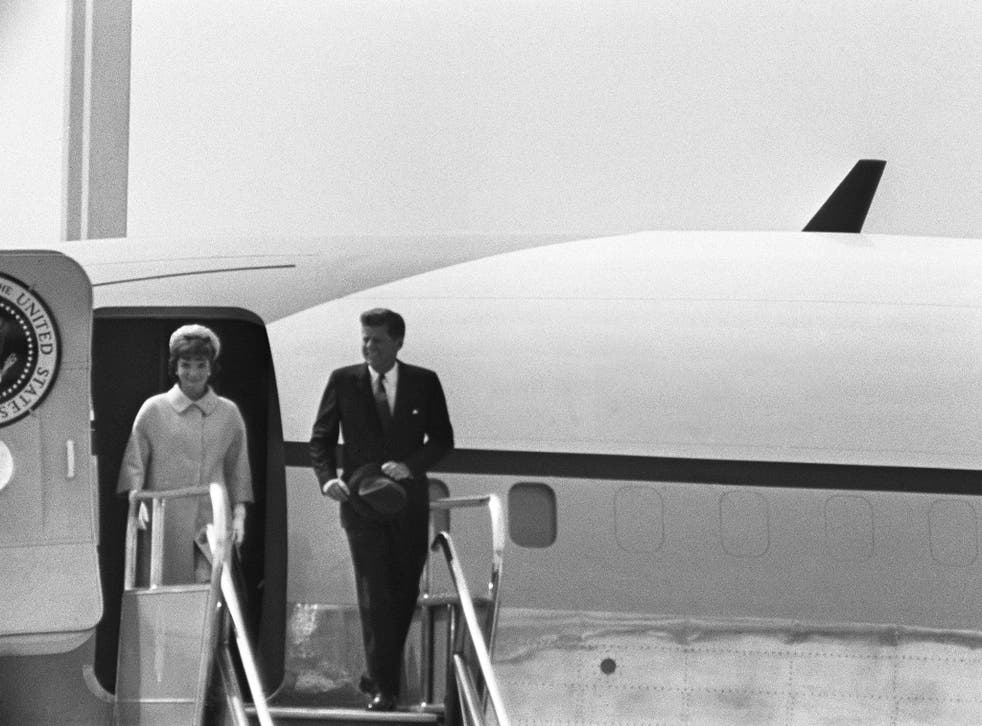 Plane fare: JFK and the original Air Force One