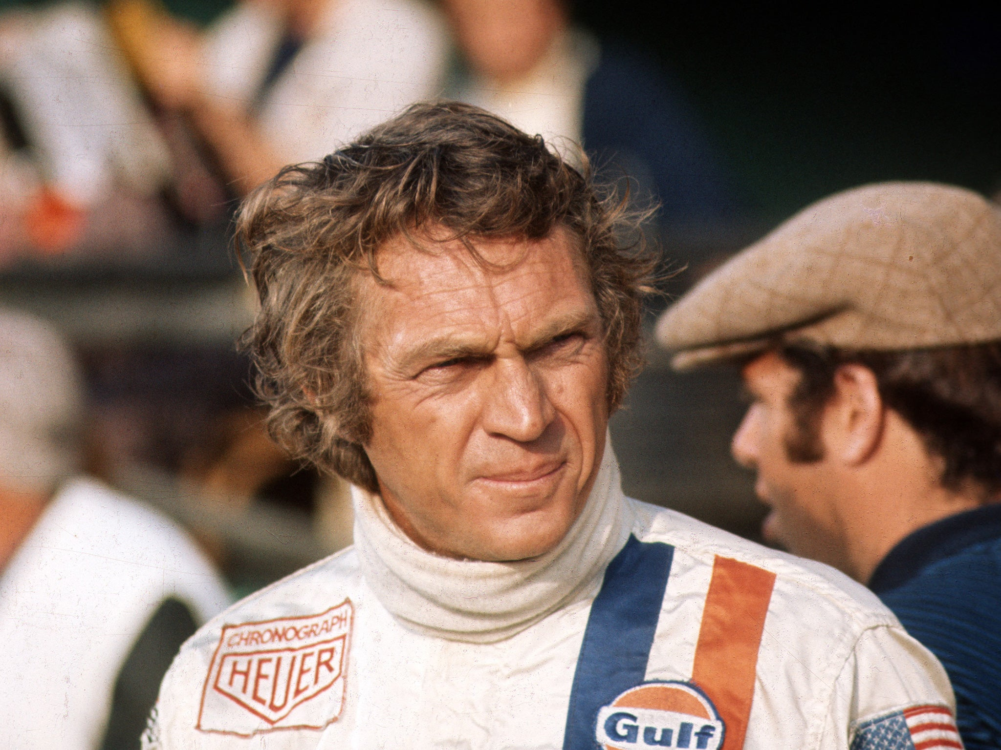 steve mcqueen the man le mans film review a. Black Bedroom Furniture Sets. Home Design Ideas