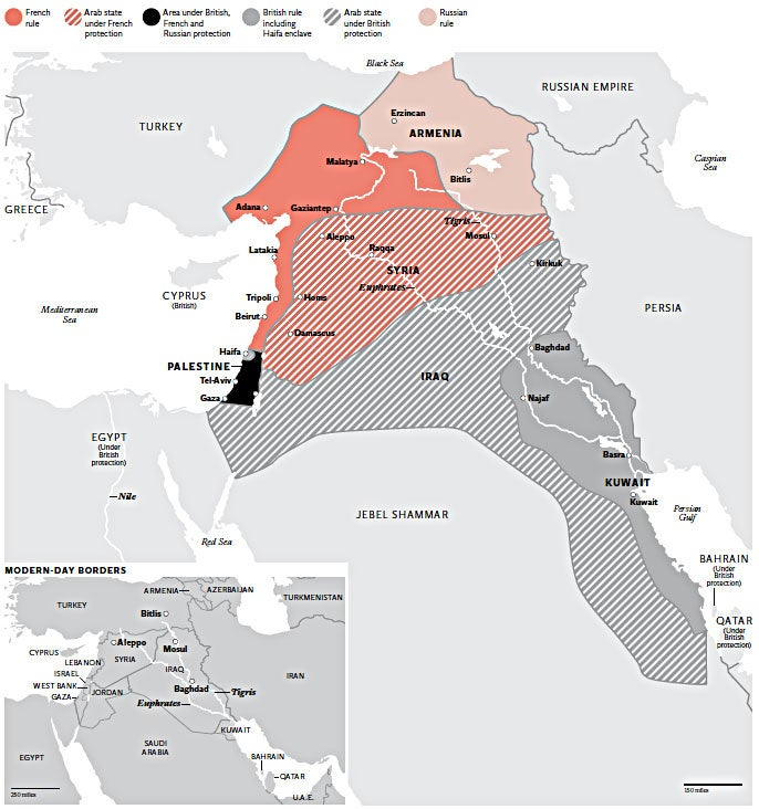 Isis In A Borderless World The Days When We Could Fight Foreign