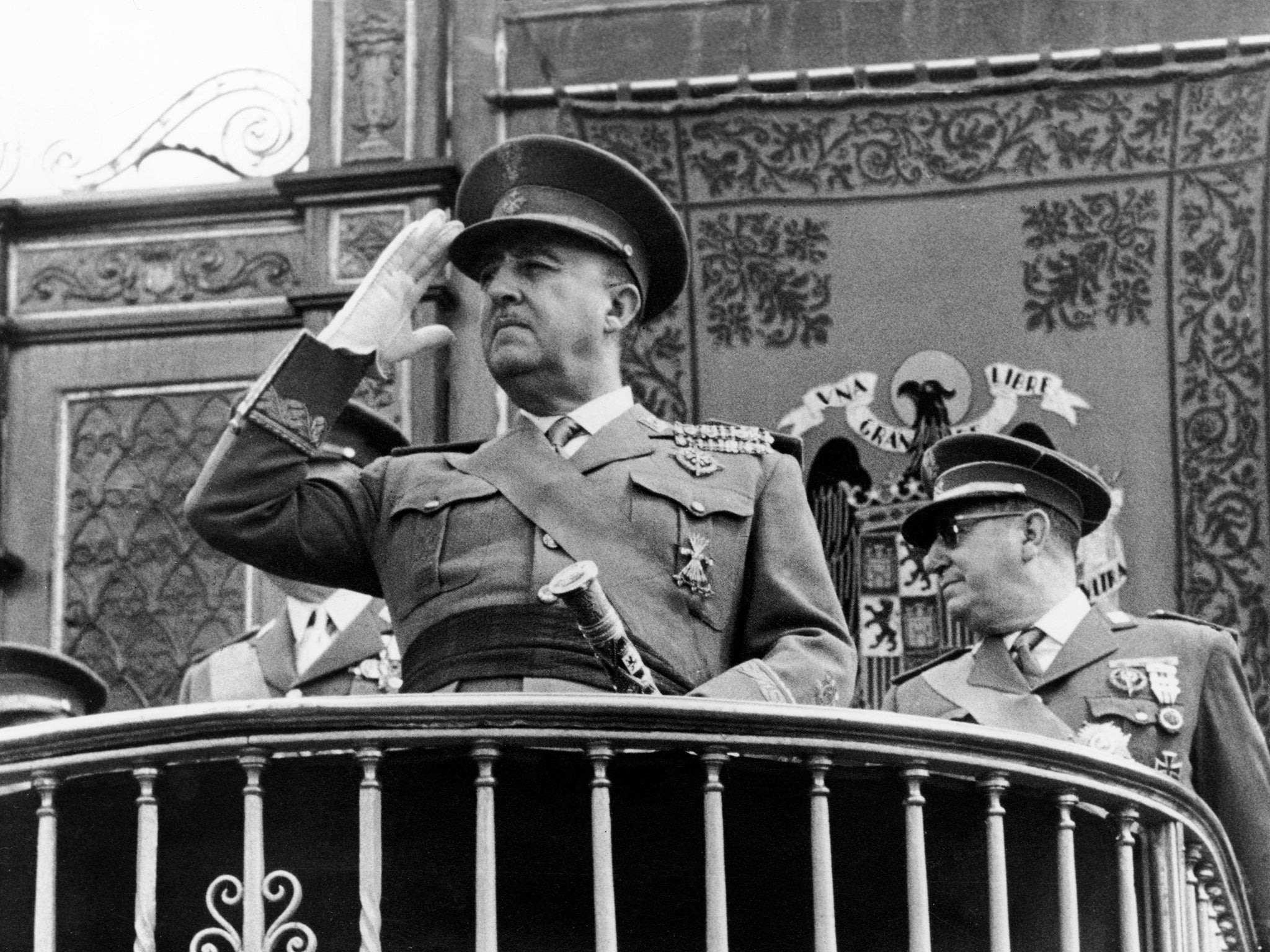 Image result for General Francisco Franco
