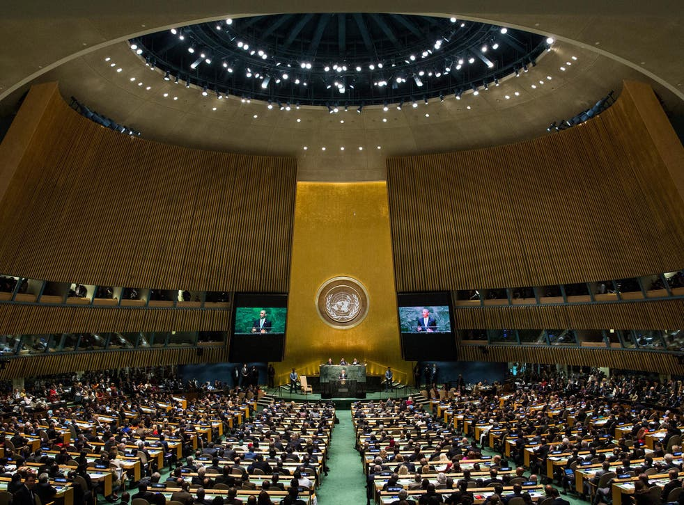 The UN has been criticised for not acting swiftly enough on the issue of abuse