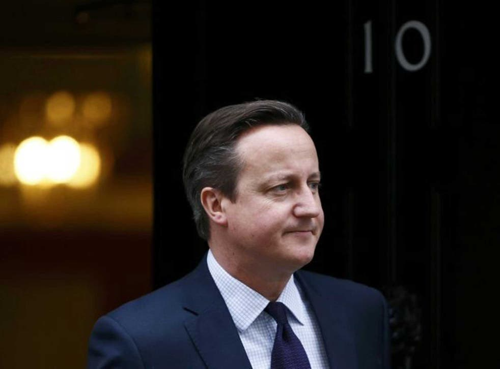 David Cameron was also accused of shelving a report into the Muslim Brotherhood because it would be 'unhelpful' to the Saudis