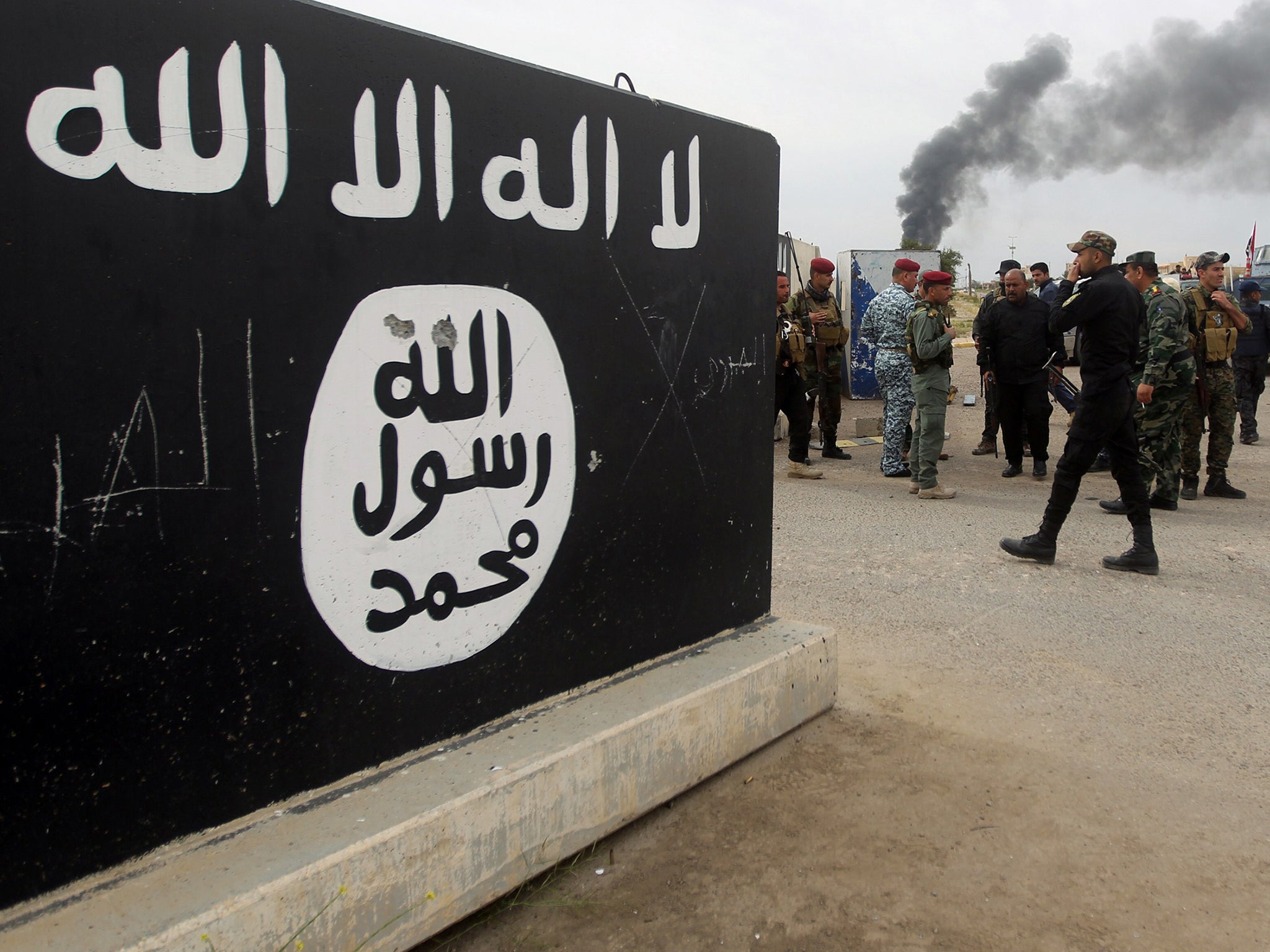 Inside Isis: Behind the scenes of the militant group's