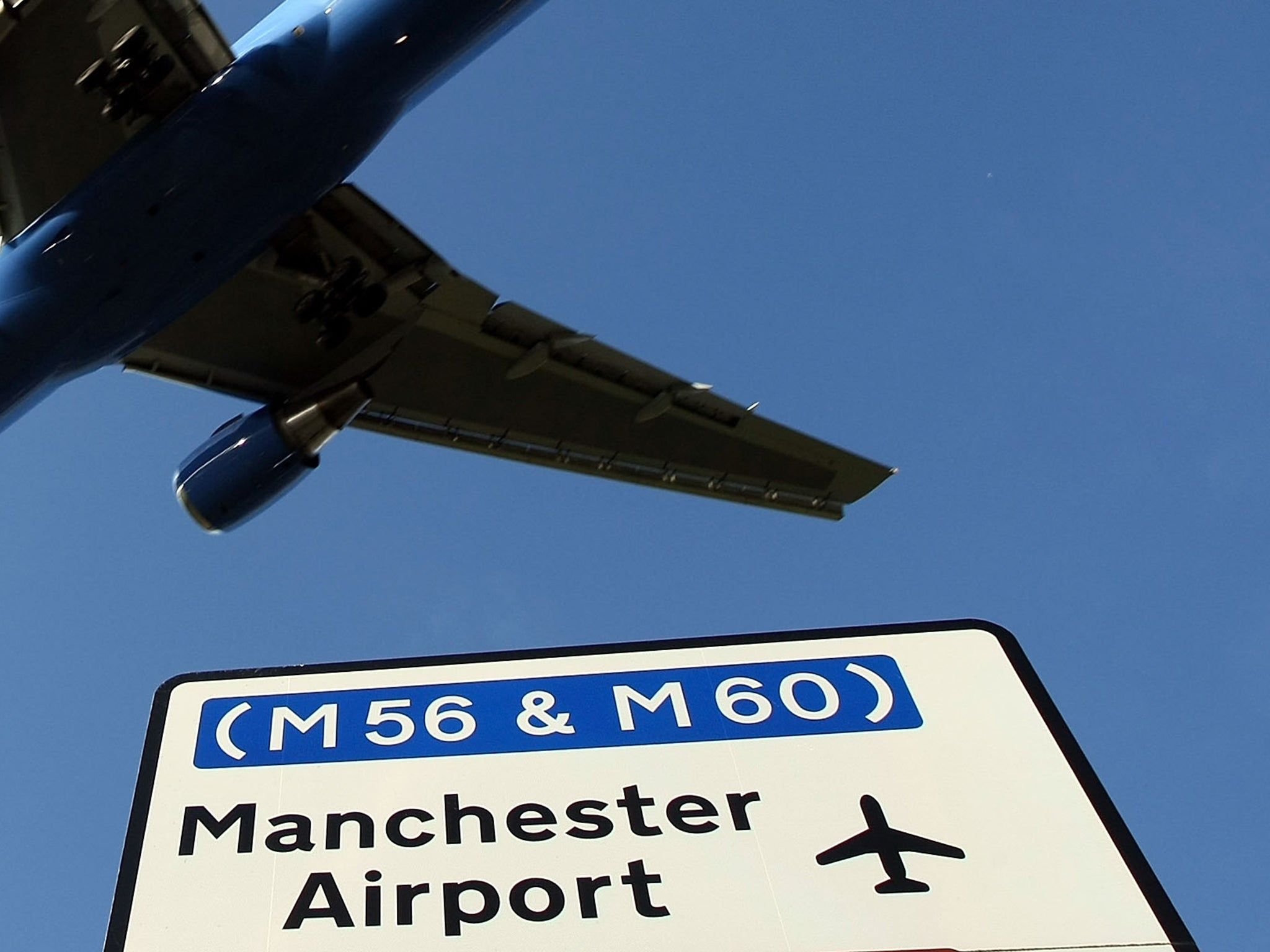 autism fast track manchester airport