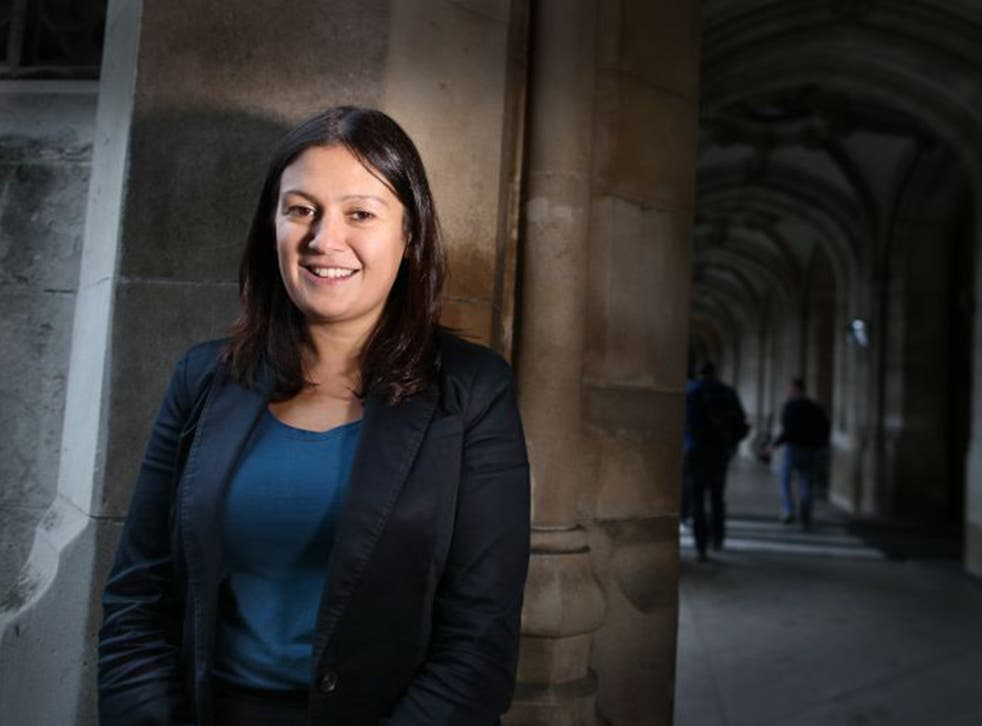 Lisa Nandy says there is a false dichotomy in Tory thinking on climate change