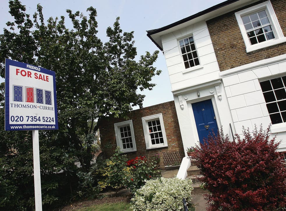 Savills estimates that 70,000 households a year will be priced out of Britain's property market