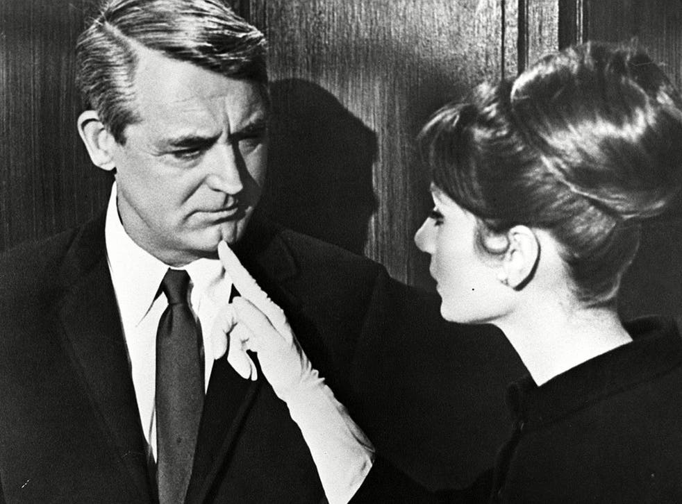 Cary Grant and Audrey Hepburn – in 'Charade' – were the embodiment of mental, physical and emotional harmony