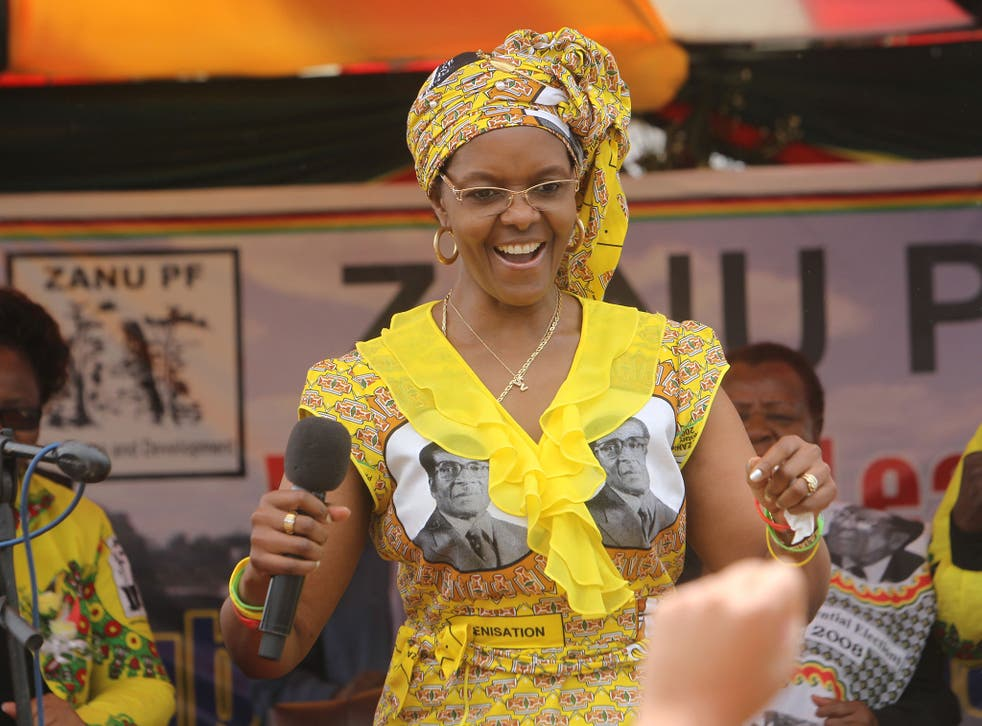 The South African-born former secretary had made her presidential ambitions clear