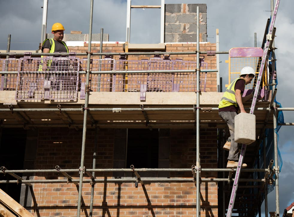 Even the cost of borrowing for new-builds is dropping