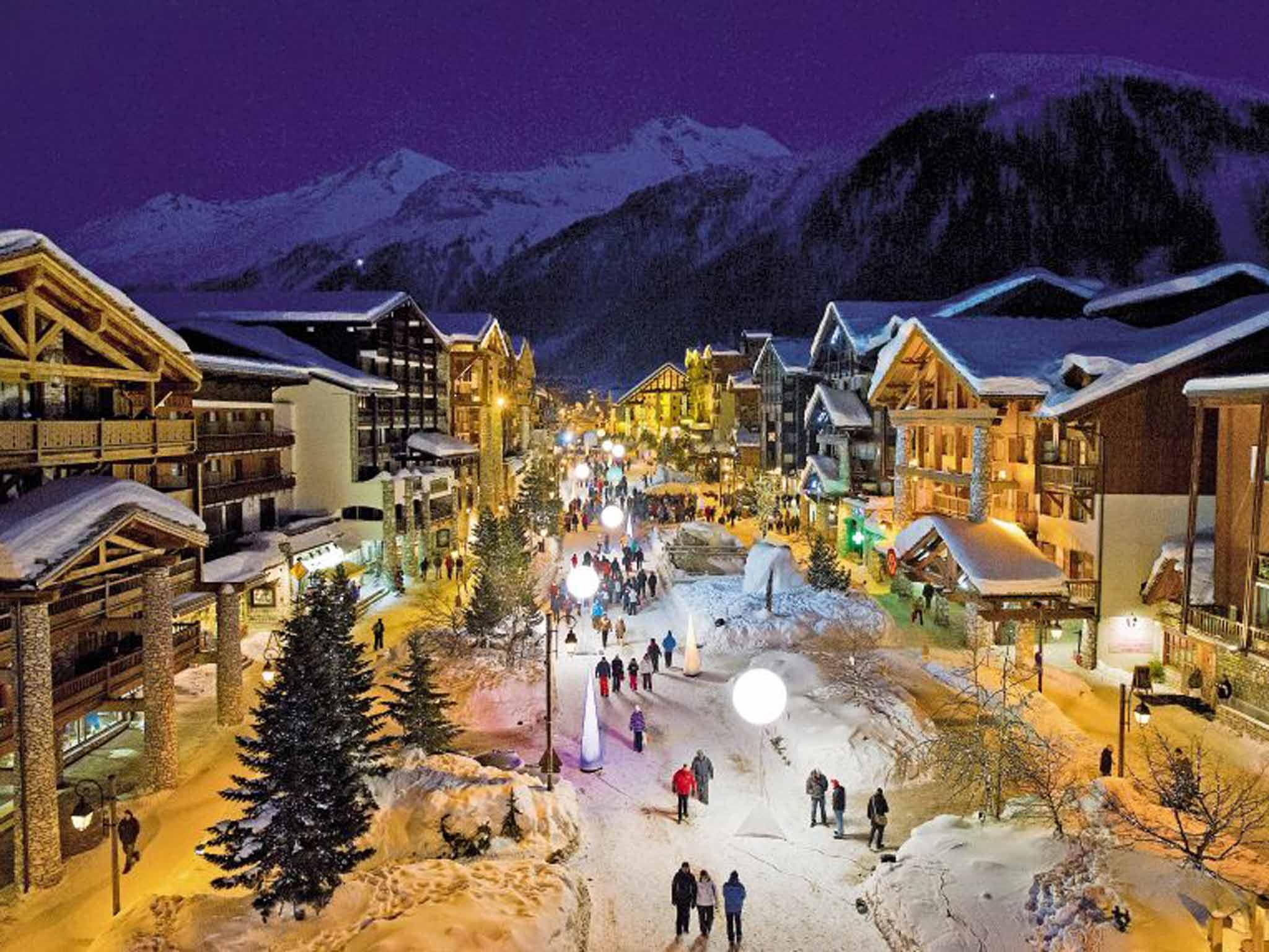 Christmas In Austria Holidays.Family Ski Holidays Adding Exam Preparation Classes To The