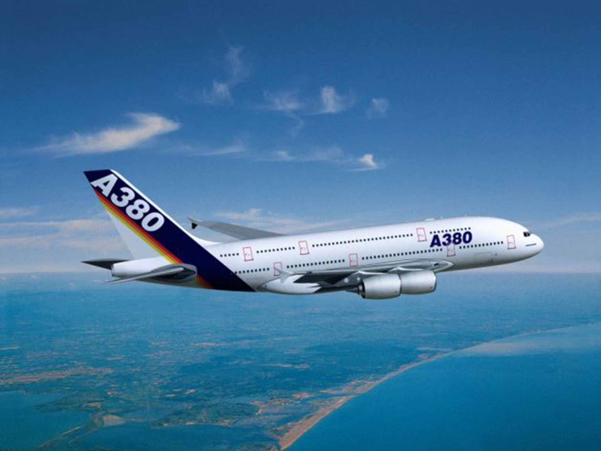 Airbus A380 Future Of Superjumbo Shrouded In