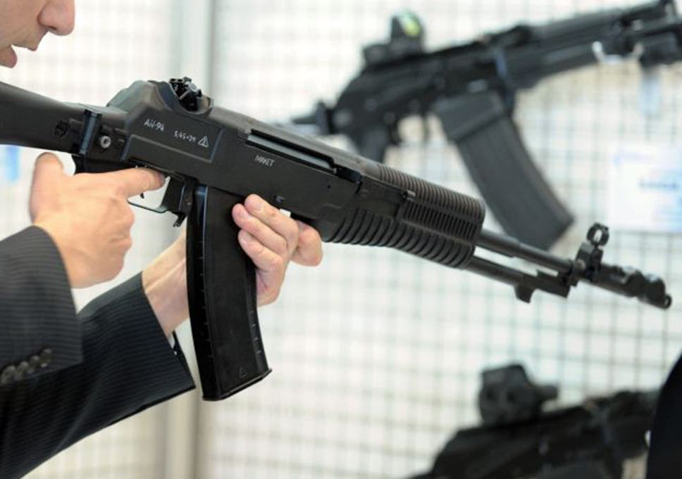 Paris terror attack: Why getting hold of a Kalashnikov is so