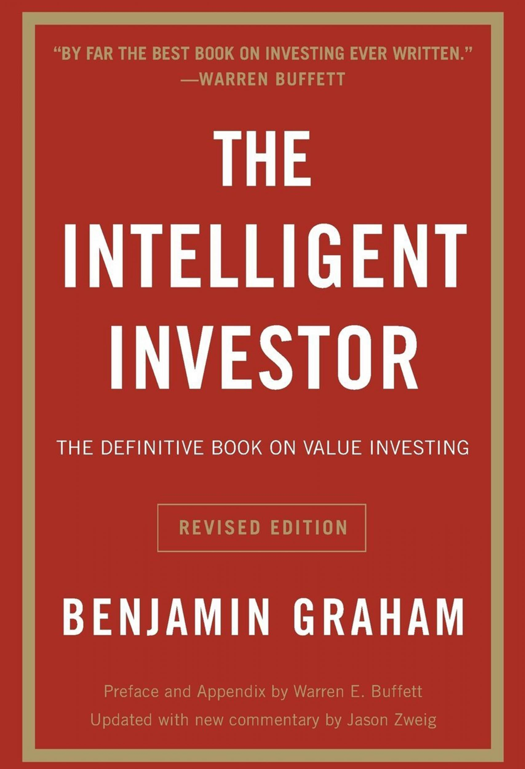 Things to do before 30 read these 33 books the independent the intelligent investor by benjamin graham fandeluxe Images
