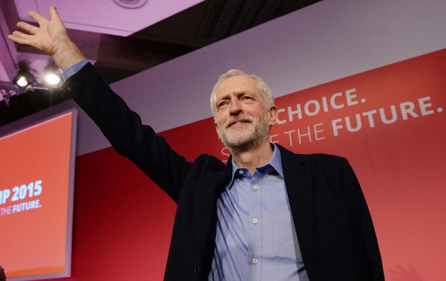 Jeremy Corbyn won 59.5 per cent of first preference voters in the Labour leadership contest