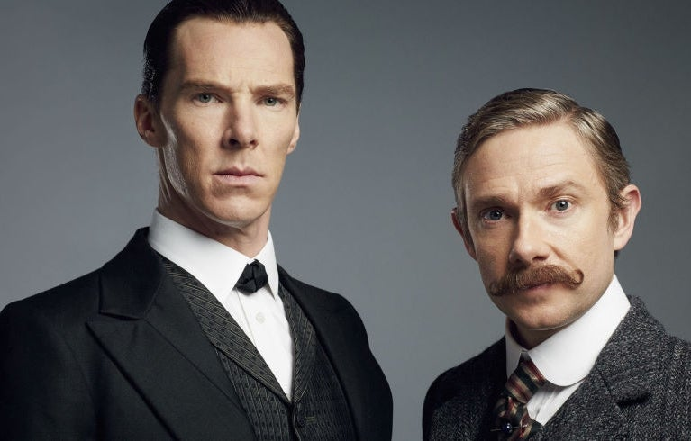 Sherlock Christmas Special: Benedict Cumberbatch and gang reveal ...