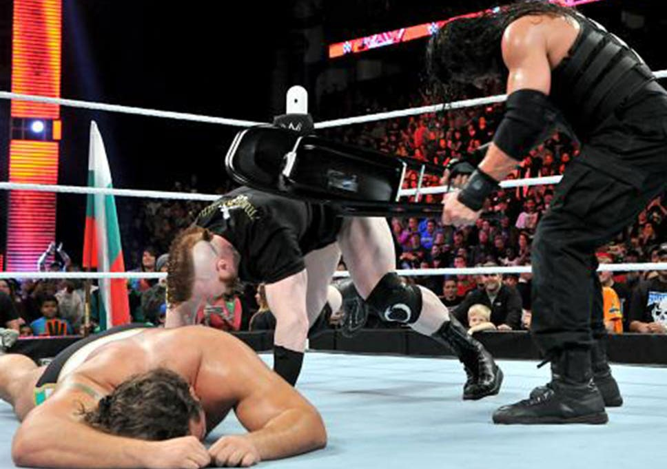 wwe raw results roman reigns gets revenge on sheamus for survivor