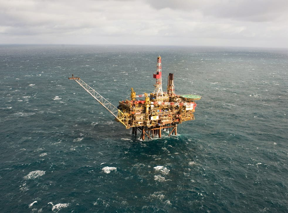 Some 200 tons of oil leaked from the Gannet Alpha platform in the North Sea in 2011; Shell was criticised at the time for failing to tell the media immediately