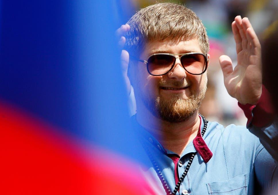 Ramzan Kadyrov Is A Close Friend Of Putin