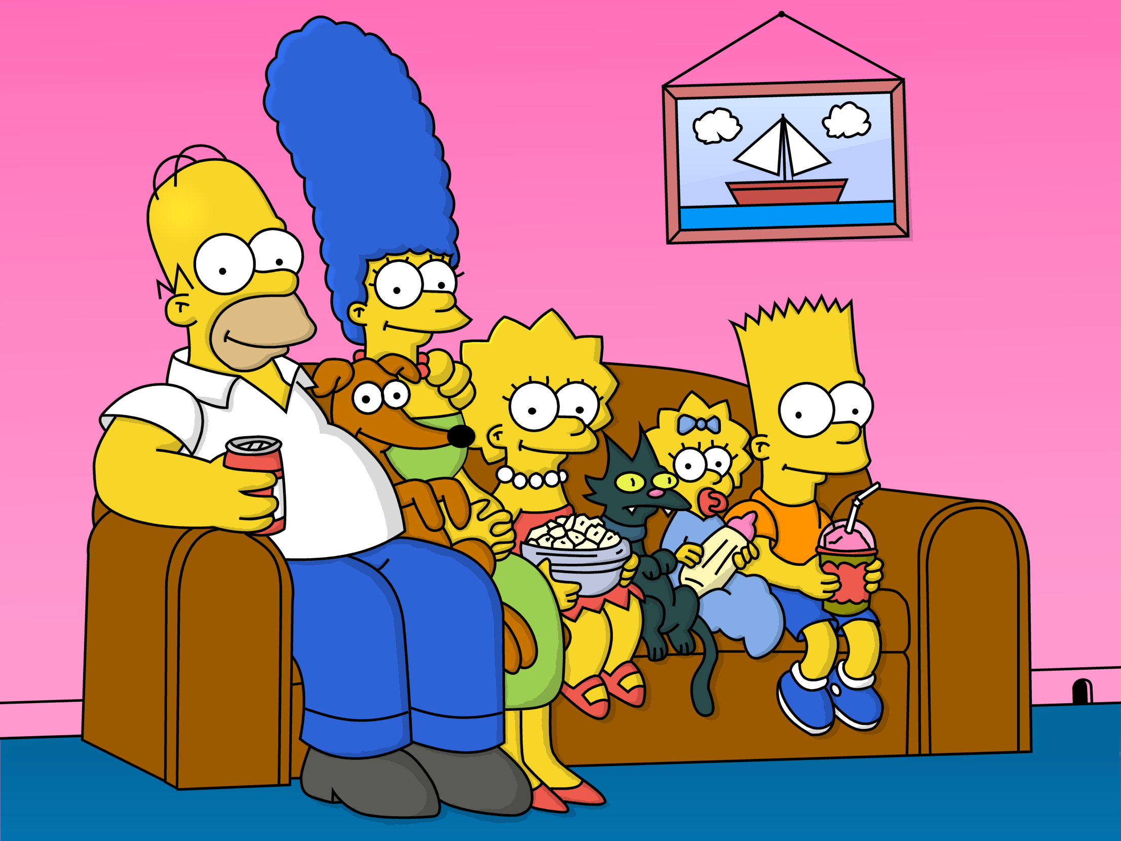 The Simpsons fan theory could prove where Springfield is